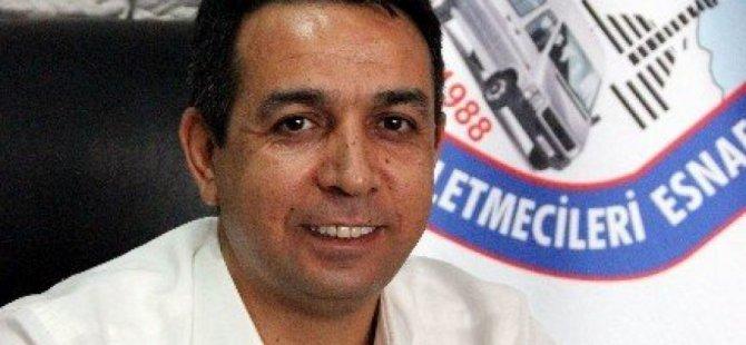 Servis İşletmecileri Esnaf Odası Başkanı Yavuz Ay: