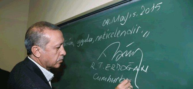 Cumhurbaşkanı Erdoğan'dan net mesaj: