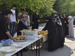 Kayseri'de Suriyeliler Yararına Kermes
