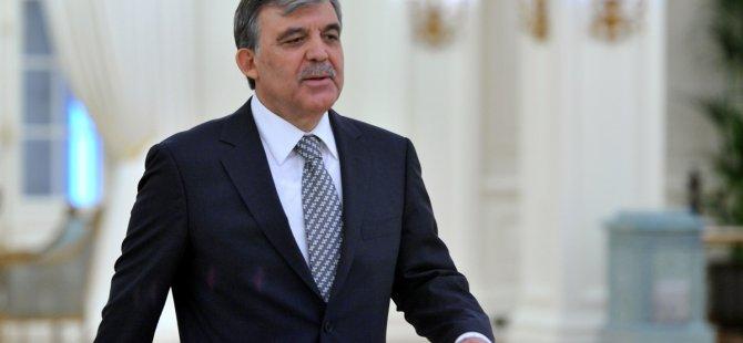 Abdullah Gül: Büyük bir şok yaşadık!