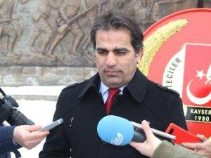 Kayseri Gazeteciler Cemiyeti'nde açıklama geldi: