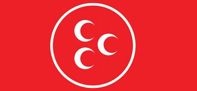 MHP Kayseri 4 İlçe Teşkilatlarında Görev Değişikliği yaptı