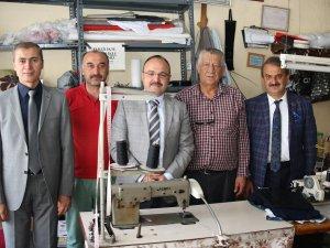 HACILAR'DA ESNAF ZİYARETİ