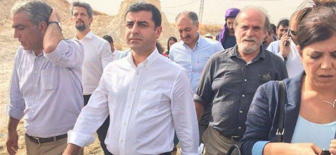 HDP'liler tutuklanacak mı?