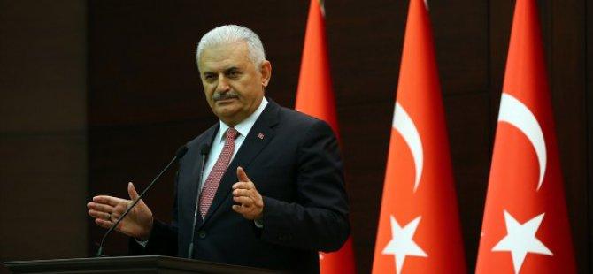 Başbakan Yıldırım: 14 yılda Türkiye'yi 3'e katladık