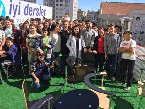 KAYSERİ'DE İYİ DERSLER ETÜT MERKEZİ'NDE DERSLER BAŞLADI