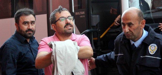 Kayseri'de FETÖ Operasyonu 35 kişi adliyeye çıkarıldı