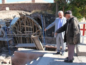 İncesu Belediyesi tarihi ve kültürel mirasını koruyor