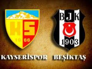 Kayserispor - Beşiktaş Maçı Bilet Fiyatları Belli Oldu