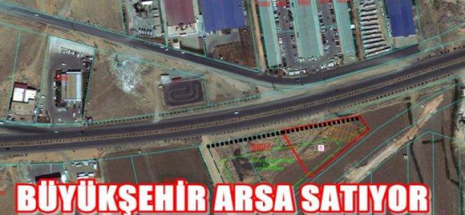 Kayseri Büyükşehir'den arsa ihalesi saat.14.00