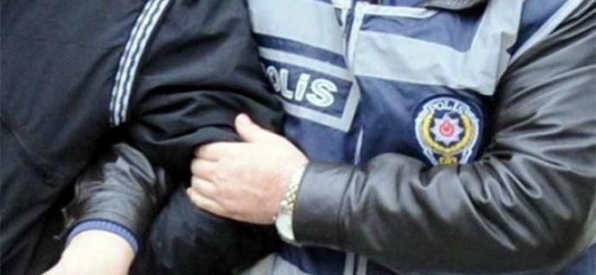 Kayseri'de gözaltı kararı verilen 5 kişiden 2'si yakalanarak gözaltına alındı