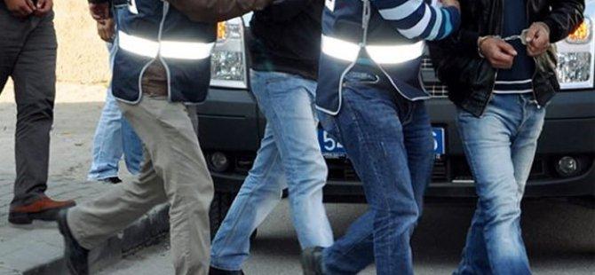 Fetö operasyonu 6 kişi tutuklandı 16 kişi  serbest bırakıldı isim listeleri