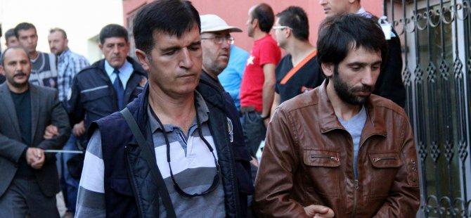 FETÖ/PDY'den gözaltına alınan 18 kişi adliyeye sevk edildi