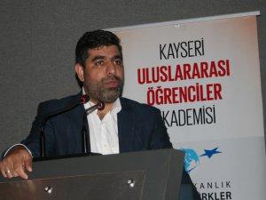 Öğretim Üyesi Doç Dr.Sunar, 'Modernleşme, devlet ve  15 Temmuz'u anlattı
