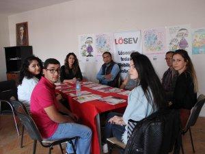Kayseri LÖSEV'de ilk gönüllü toplantısı yapıldı