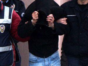 Kayseri'de İşyeri kurşunlama tehdit yağma yapan 9 kişi tutuklandı