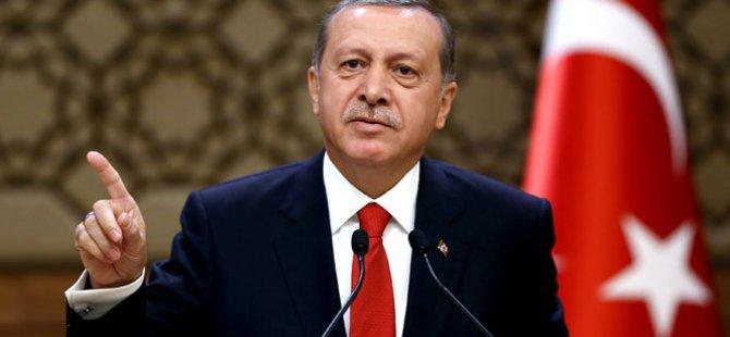 Erdoğan'dan Irak Başbakanı İbadi'ye tokat gibi yanıt
