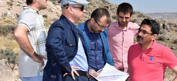 Kocasinan'dan Erkilet'e yeni yerleşim yeri