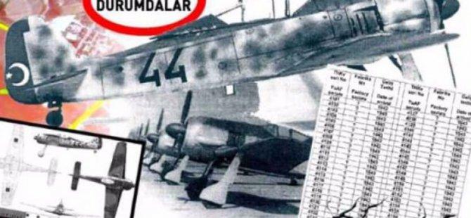 Kayseri'de 50'den fazla gömülü savaş uçağı tespit edildi