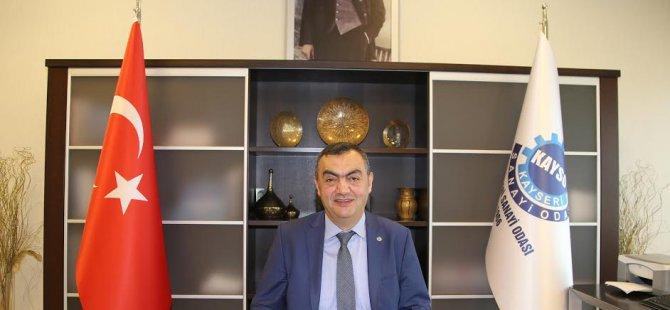 Kayseri Sanayi Odası Başkanı Mehmet Büyüksimitci Oldu