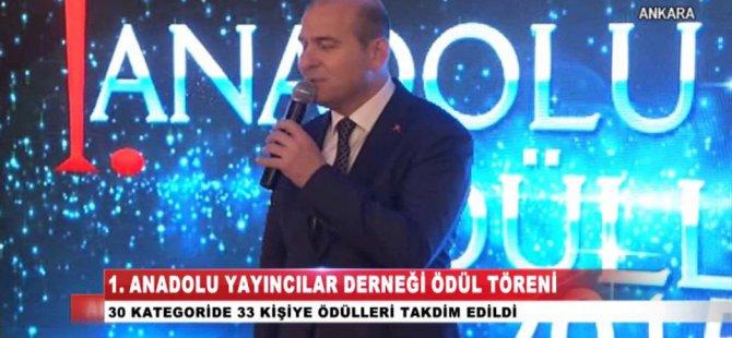 Darbe ve Anadolu Medya Ödülleri...