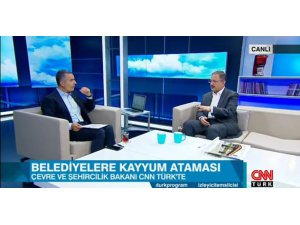 Bakan Özhaseki, HDP'li belediyelerin: