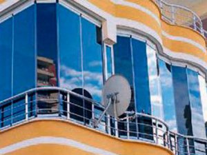 Çetiner Cam balkon