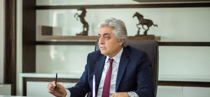 BEKAŞ İnşaat Yönetim Kurulu Başkanı Bekir Karahasanoğlu: