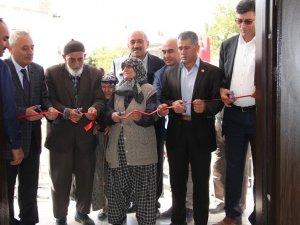 Başkan Karayol, Avşar Mahallesi'ndeki Sosyal Tesisin Açılışını Yaptı