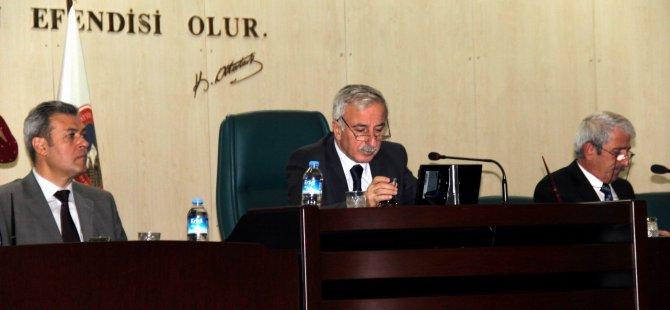 Kayseri'de yürütülen ve programlanan 482 proje