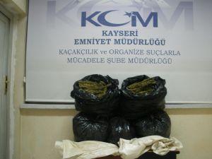 Kayseri'de Uyuşturucuya Ağır Darbe