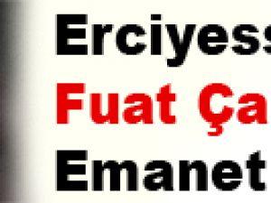Erciyesspor Fuat Çapa'ya Emanet