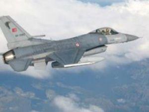 FLAŞ! Osmaniye'de F16 Düştü