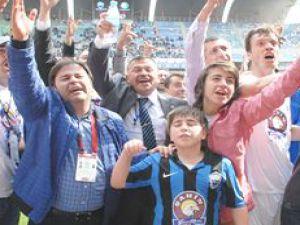 Erciyesspor'un Şampiyonluk Sevinci Kısa Sürdü
