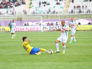 Torku Konyaspor Play-Off'ta