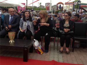 Milletvekili Bakır: Hilal mağazalarının düzenlediği yemek yarışmasına katıldı