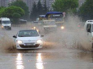 Dikkat 11 ile kuvvetli yağış uyarısı