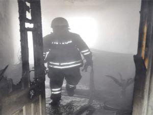 Hürriyet Yeniköy Mahallesi'nde Yangın