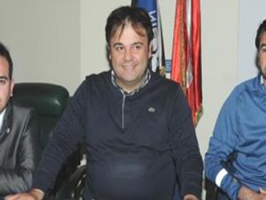 ERCİYESSPOR OSMAN HOCAYLA RESMEN  YOLLARINI AYIRDI