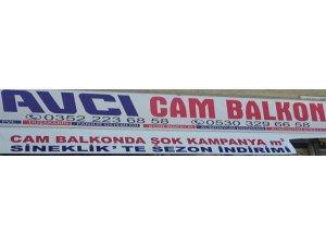 Avcı Cam Balkon Pvc Fuzuli'de