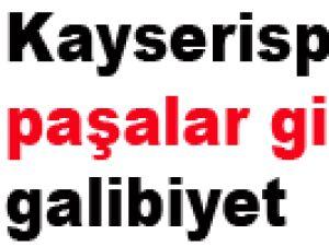 KASIMPAŞA KAYSERİSPOR MAÇ ÖZETİ-İZLE
