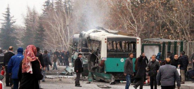 Kayseri'deki Terör Saldırısı ile ilgili gözaltına alınan 29 kişiden 6'sı serbest bırakıldı