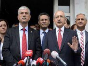 Kemal Kılıçdaroğlu DİSK'i ziyaret etti