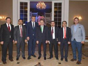 Ak Parti Pınarbaşı İlçe Başkanı Türkay Kara'dan Ankara çıkarması