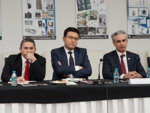 Kayseri OSB Bölge Müdürü Ali YAPRAK: