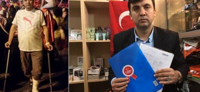 Cumhurbaşkanı Erdoğan'ın bahsettiği gazi ortaya çıktı