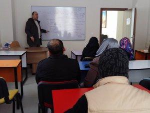 Develi Belediyesi girişimcilik eğitimlerine başladı