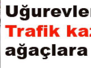 Uğurevler'de Trafik kazası