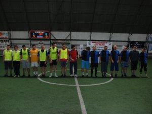 Melikgazi Belediyesinde kurum içi dayanışma dostluk futbol turnuvası düzenlendi