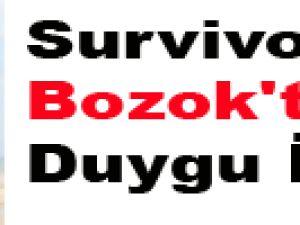 Survivor Bozok'tan Duygu İtirafı